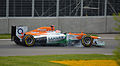 2012 Canadian Grand Prix Paul Di Resta Force India Mercedes VJM05-2.jpg