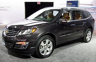 GM Lambda platform Motor vehicle platform