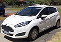2013 Ford Fiesta (WZ) Ambiente 5-door hatchback (2017-01-22) 01.jpg