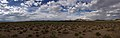 2014-07-18 16 59 19 Panorama from a distance of the Black Rock Lava Flow, Nevada.JPG