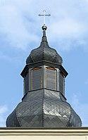 Dach hełmowy