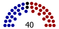 Composition of the Virginia State Senate