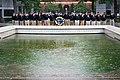 2015 Law Enforcement Explorers Conference explorers by pool.jpg