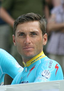 2015 Tour de France team presentation, Andriy Hryvko.jpg