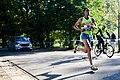 20161016 Amsterdam Marathon - Khalid in het vondelpark.jpg