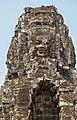 2016 Angkor, Angkor Thom, Bajon (18).jpg
