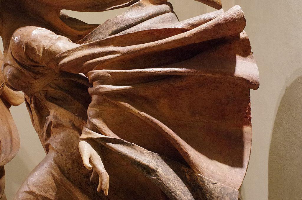 2016 Bologna (Italy), Photo Paolo Villa VR, Pietà Compianto sul Cristo morto di Niccolò dell'Arca, scultura, terracotta, fittile, primo Rinascimento, tardo Gotico FOTO2294.jpg
