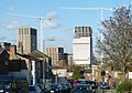 2016 Woolwich, Royal Arsenal Riverside, Cannon Square development 02.jpg