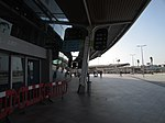 2017-08-20 Outside the Arrivals hall at the terminal, Faro airport (3).JPG