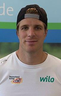 Richard Schmidt (rower) German rower