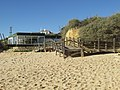 2018-01-21 Beach bar and restaurant, Praia de Manuel Lourenço, Albufeira.JPG