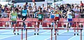 2018-10-16 Stage 2 (Boys' 400 metre hurdles) at 2018 Summer Youth Olympics by Sandro Halank–020.jpg