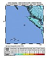 2018-10-22 Port Hardy, Canada M6.8 earthquake shakemap (USGS).jpg