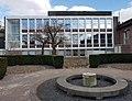 2018 Maastricht, Spinxkwartier, UNU MERIT achterzijde.jpg