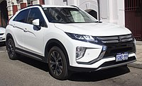 2018 Mitsubishi Eclipse Cross (YA MY18) LS wagon (2018-08-27) 01.jpg