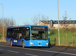 Diamond North West Bus operator in Greater Manchester