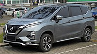 Mitsubishi Xpander - Wikipedia