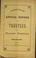20th Peabody Institute Library Annual Report - 1872 (IA 20thPILAnnualReport1872).pdf