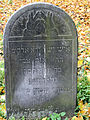 251012 Detail of tombstones at Jewish Cemetery in Warsaw - 46.jpg