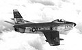 2d Fighter-Interceptor Squadron North American F-86D-35-NA Sabre 51-8407 1955.jpg