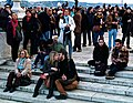 2nd March Anti-troika demonstration Time for a Kiss (8521544197).jpg