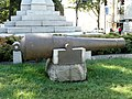 32-pounder Naval Cannon (Raleigh, NC) - DSC05867.JPG