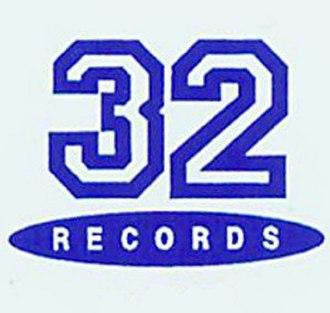 32 Records - Image: 32 Records company logo
