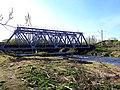3435. Kommunar. Railway bridge.jpg