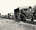 38M Rába Botond terepjáró rajgépkocsik a magyar csapatok Erdélybe történő bevonulása idején. Fortepan 76919.jpg
