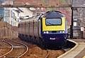 43196 and 43 number 141 Theale to Penzance 1C79 at Dawlish (37073088384).jpg
