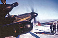 449th Fighter-All Weather Squadron F-82 Snow Maintenence.jpg