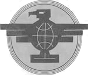 457th Airlift Squadron - Emblem of the 457th Bombardment Squadron