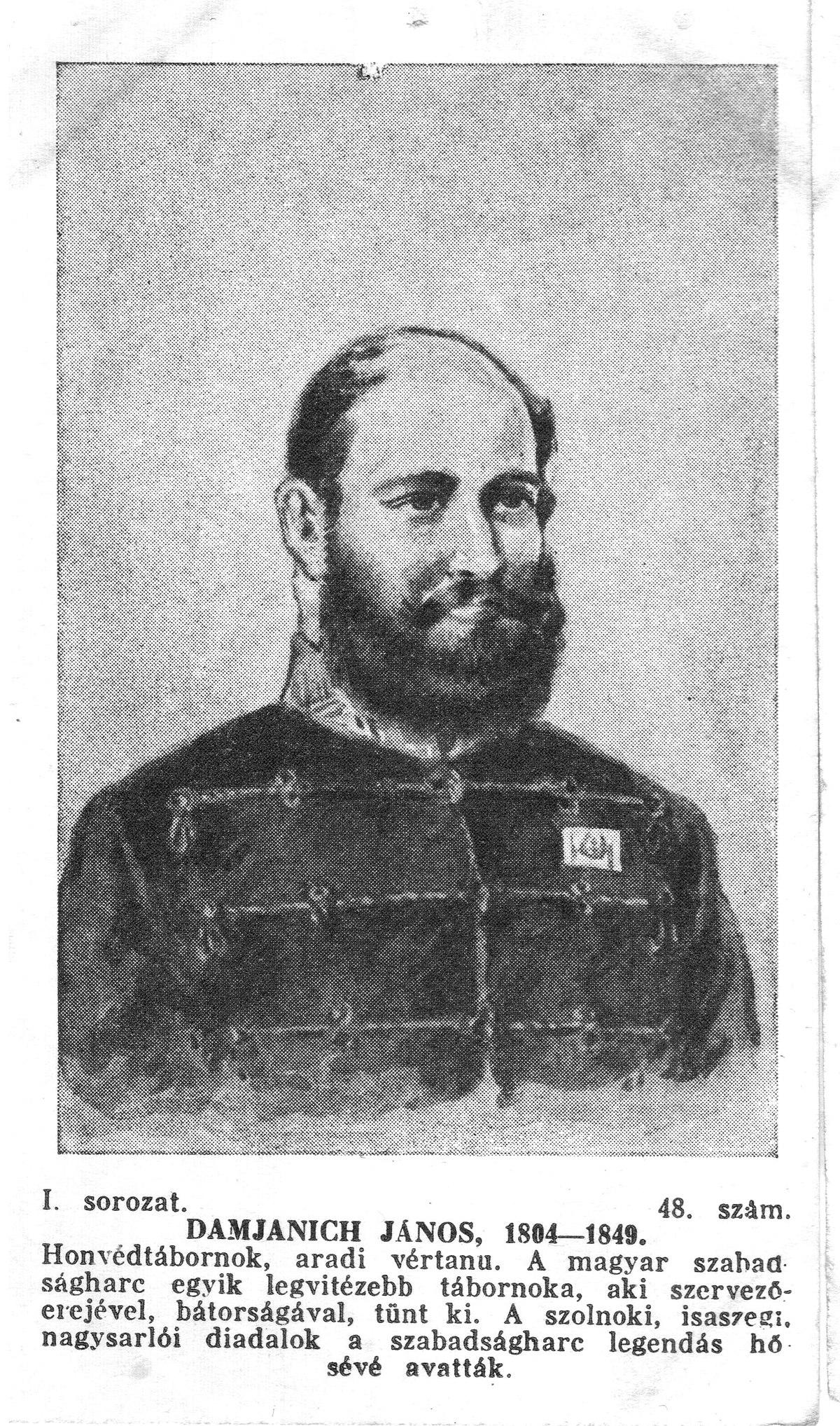 File:48. Damjanich János.jpg - Wikimedia Commons