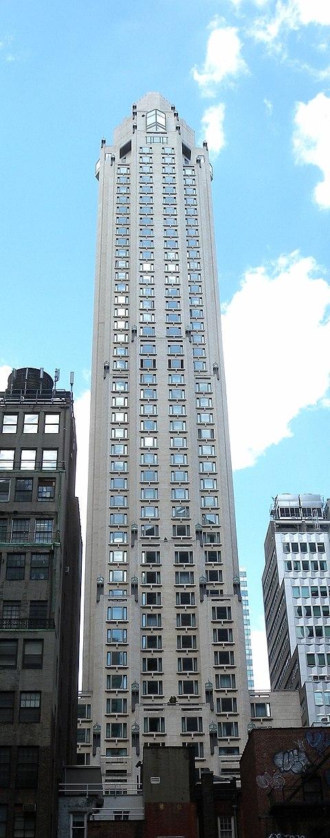 Four Seasons Hotel New York - WikiVisually