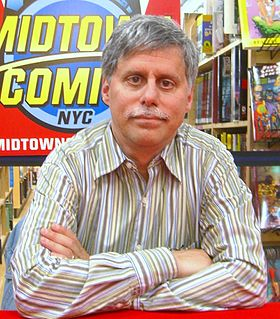 Paul Levitz Comic writer