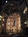 65 Santuari de la Mare de Déu de la Gleva, altar major.JPG