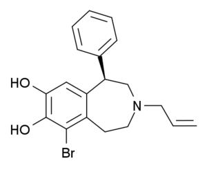 6-Br-APB - Image: 6Br APB structure