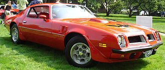 Pontiac Firebird - 1974 Firebird