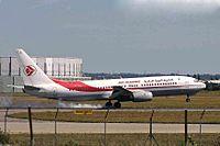 7T-VJL - B738 - Air Algerie
