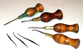 Stitching awl - Shoemaking awls