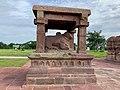 7th century Sangameshwara Temple, Alampur, Telangana India - 4.jpg