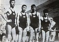 800m swiming Japan team gold medal 1932.jpg