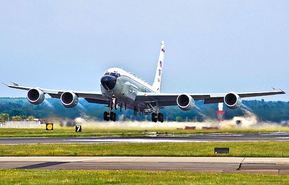 95th Reconnaissance Squadron - RC-135 Rivet Joint - 2