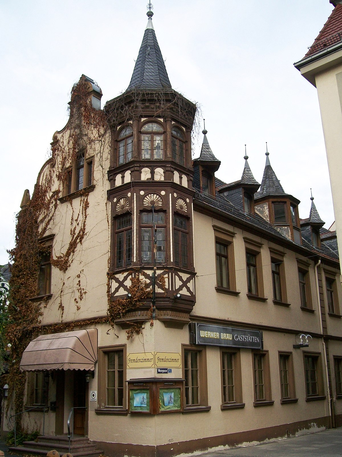Bad Kissingen Germany
