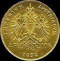 AHG aust 4 florin 1892 reverse.JPG