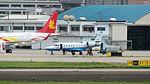 AIDC IAI Astra B-20001 Parked at Taipei Songshan Airport Apron 20161124.jpg