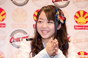 Minami Minegishi - Image: AKB48 20090704 Japan Expo 20