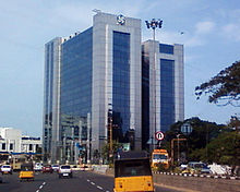 ALCOB Ashok Leyland Corporate Building in Guindy, Chennai.jpg