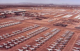 AMARC at Davis-Monthan Air Force Base-cropped.jpg
