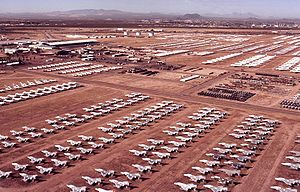 AMARC at Davis-Monthan Air Force Base-cropped.jpg